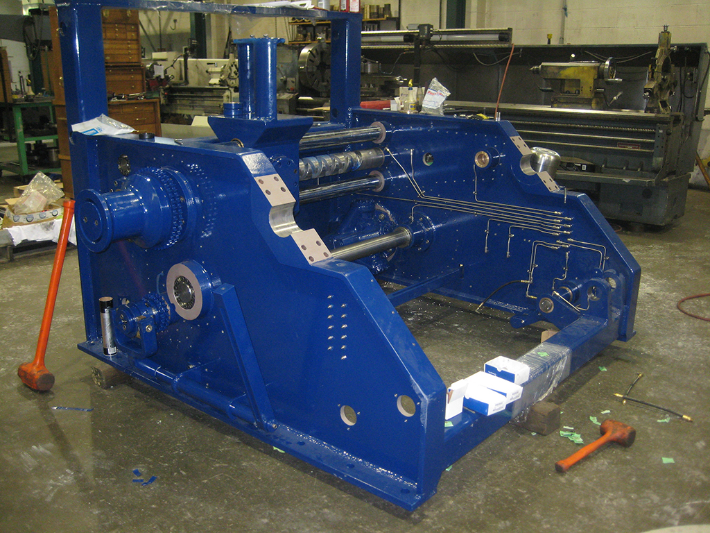 Marine Winch Machining