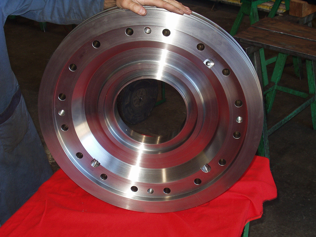 bearing housing cover