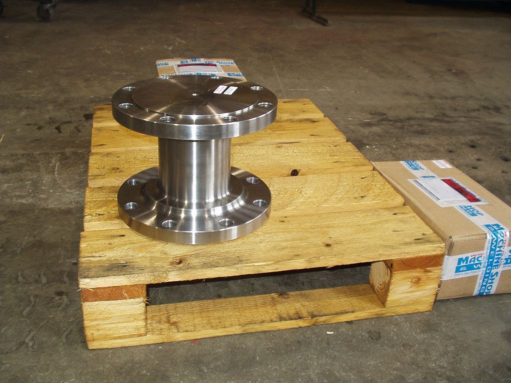 screw conveyor bearing journal