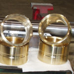 bushings for hydraulic cylinder