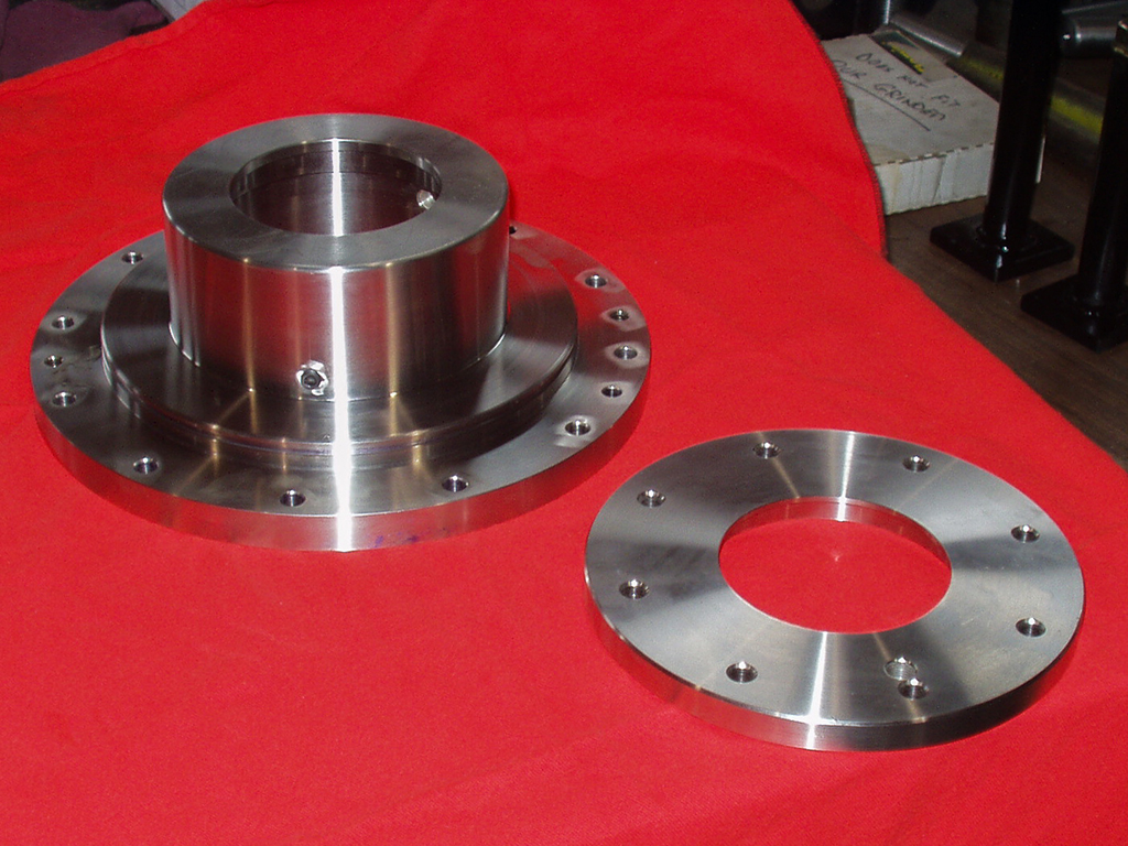 mechanical seal housing