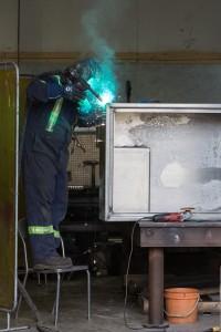 Campbell River welding