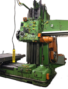 Conventional and CNC machine shop