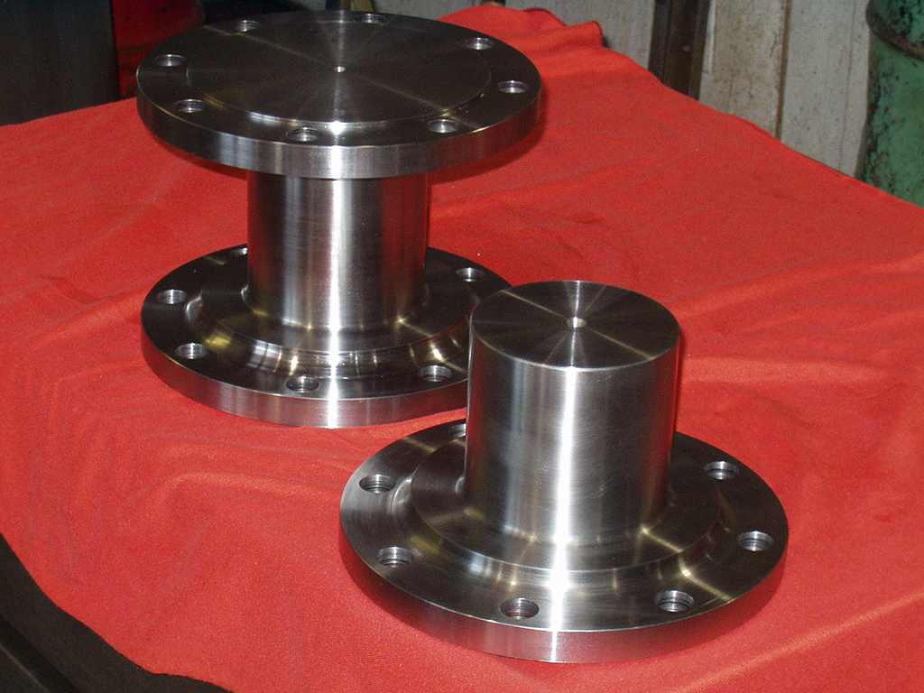 screw conveyor bearing journals