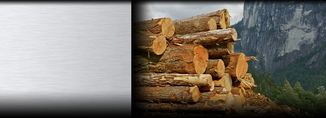 Manufacture, fabrication and repair of Logging machinery