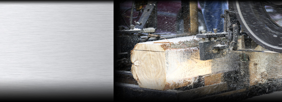 Manufacture, fabrication and repair of Sawmill machinery