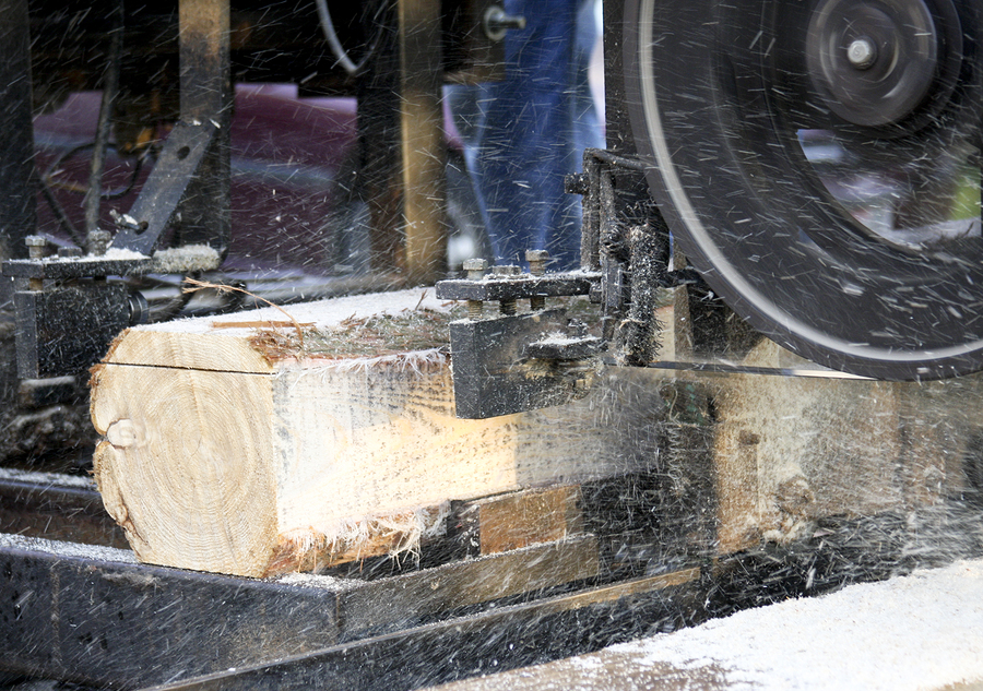 Machining, fabrication and manufacturing for the lumber and milling industries.